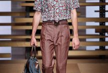 Men's Collection Spring/Summer 2015 / London/Milan/Paris / by Brad Goreski