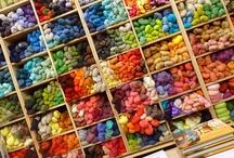 yarn love / by Fiona @ Onabee