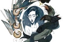illustrations / by Murphy Katigbak