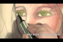 Tam Art Videos / by Willowing Arts Ltd