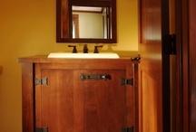 Bathroom At Lake / by Molly Barr