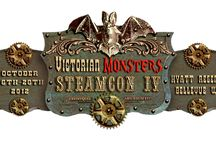 Steampunk Community | steampunkdistrict.com / by SteampunkDistrict.com }