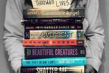 Books...real books / by Sarah Atkinson-Shuman