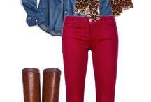 Fall/winter style! / by Grace Abreu