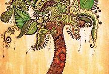 Henna  / by Geebee H