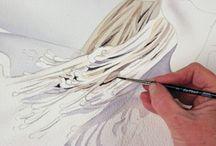 art lessons / by Elminie Dippenaar