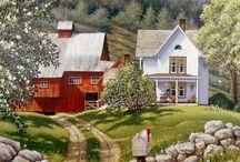 John Sloane  Art / by ElliePinky Ferguson