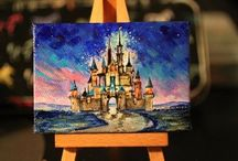 Disney Art / by Nati