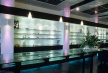 Custom Store Lighting Eyemagination / by Louie Lighting