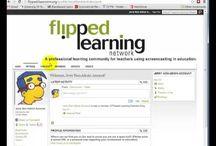 Flipped Classroom / by Reading Rockets