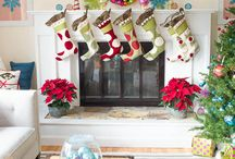 Holidays and decorating ideas / by Katie Geeson