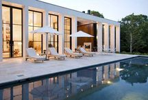 Poolside / Inspirational ideas for pools and poolside furniture / by Life in Sketch