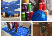 Kids Repurpose Crafts Projects / by Cassadee Garrett