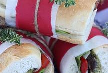 Eat: Sandwiches / by Susan Kock