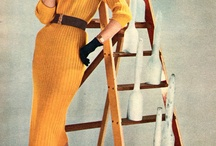 Vintage Knitted Dresses / by Vintage Knitting