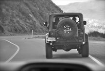 vroom vroom.  / Lifted trucks & Wranglers; my two favorites :)  / by Mary Michael Cantrell