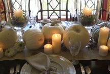 Thanksgiving Tables / by DIYbyDesign