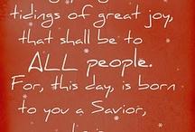 Christmas Joy / by Beth Jessee Burgess