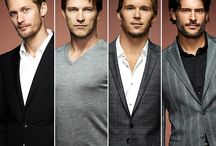 Hot Men / My boards looked incomplete with out a hot guys board. Here it is haha / by Danielle H