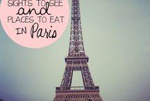 Paris / by Ana Vittal