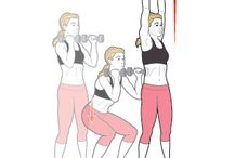 Workouts / by Laura Armstrong