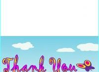 Thank You Cards / by Free Printable