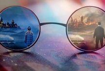 E - Harry Potter / by Dakota Rebel