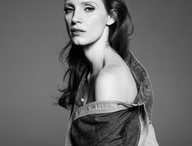 Jessica Chastain / by dreamy ...