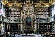 Beautiful Libraries / by Tomoko Fukunaga