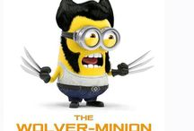 Magical Minions / plenty of cute Minions / by David Carter