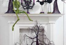 Holloween food &craft ideas  / by Debbie Swank