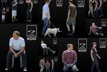 2D People Cutouts / by Ronen Bekerman