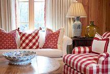 living rooms / by Karen Roerdink