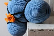 Tricot e crochet / by Elisabete Goncalves