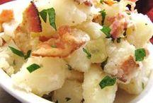 eat :: potatoes / by Emm@