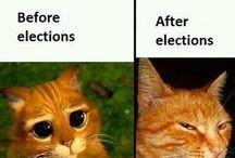 politics schmolitics / by Destiny Hernandez