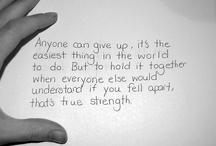 Words of Wisdom! / by Katy Boynar