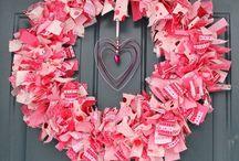Holiday-Valentines/Love Ideas / by Jenna S
