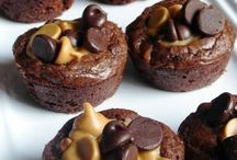 SWEETS - Brownies / by Milda Hadaway