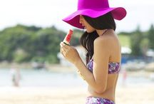 Summer/Spring Break Looks / Get ready for Summer with stylish accessories and Zoya nail polish! / by Zoya Nail Polish