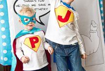 superheros / by Rachel Meredith