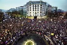 10 años de #noalaguerraBCN / by El Periódico de Catalunya