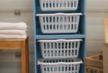 Home - Laundry Room / by Tina Conrad