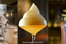 Modernist Mixology – Our inspirations. / These bars and mixologists are turning the drink world upside down and we are into it. / by MOLECULE-R Flavors