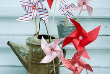 Forth Of July / Independence Day Foods, and Decor / by Janet Harden