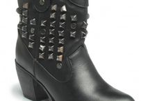 AW13 Mini Trend: Studs  / Give your wardrobe an injection of punk this autumn by adding studs, the ultimate detail to make a statement with. Rock the trend with heavily studded biker boots or an embellished collar on a sheer sleeveless shirt.  / by StylistPick ♥
