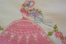 sewing and embroidery / by Brooke Eulate