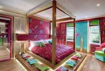 Bedroom ideas  / by Maria Tierra