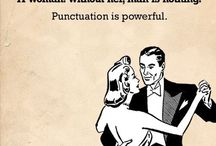 Perfect Punctuation / by MSMC Writing Center