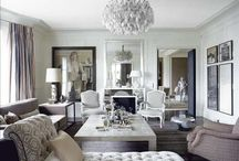 interior design.living room / by Maria Gall